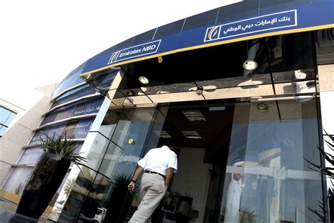 emirates nbd emirates nbd q1 net profit up 8 banking finance