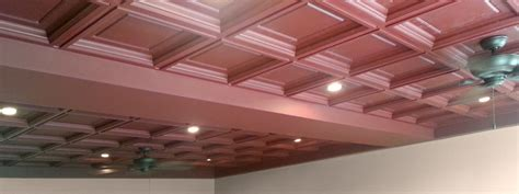 Coffered Ceiling Materials Coffered Ceiling Tiles Ceilume