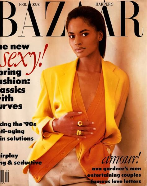 7 Popular Fashion Magazines by For S Bazaar Us February 1990