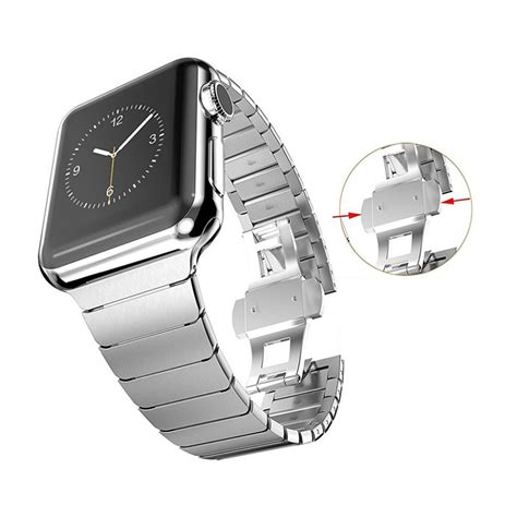 Apple 42mm Stainless apple stainless steel band 42mm iluxe