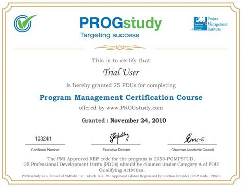 Project Management Certification Vs Mba by Certificate Programs Project Management