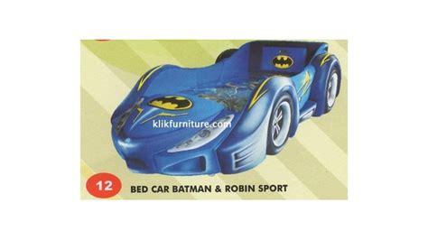 Bigland Batman And Robin Bed 100 X 200 Fullset springbed mobil batman robin sport bigland disc 50