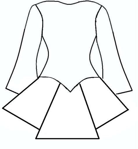 design a dress template net design a dress competition 6597030 read