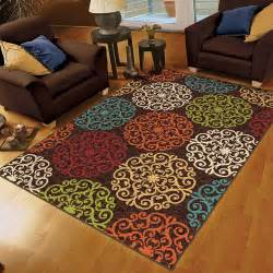orian harbridge woven olefin area rug walmart