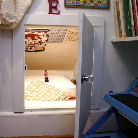 Fancy Ceilings by Kids Room Cubbyhole Beds