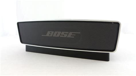 Speaker Bose Soundlink Mini Wireless Bluetooth bose soundlink mini portable bluetooth wireless speaker