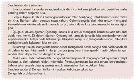 biography soekarno dalam bahasa indonesia teks pidato kemerdekaan teks pidato kemerdekaan dalam