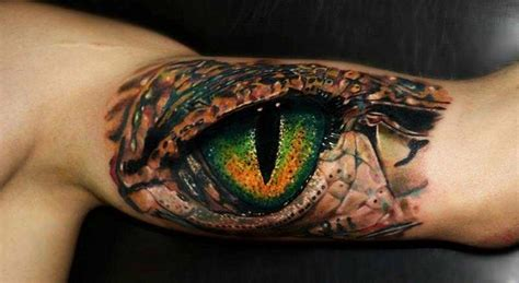 highly detailed and photo realistic this lizard eye