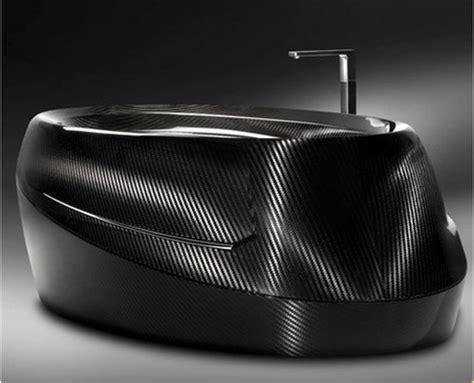 vasca in vasca in fibra di carbonio by corcel lussuosissimo