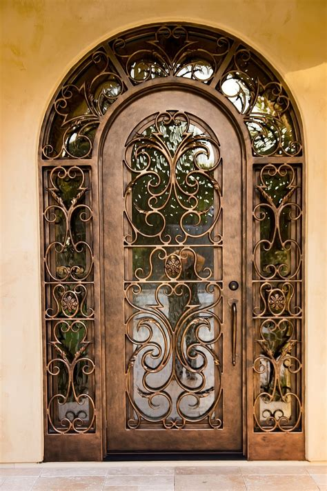 Metallic Or Wooden Front Door Which One Do You Prefer Ornate Front Doors