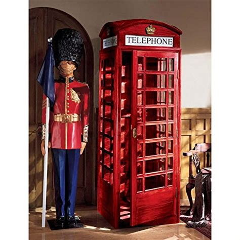 london phone booth bookcase british telephone booth decor webnuggetz com