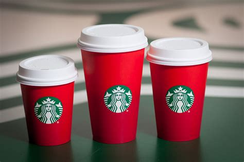 starbucks plain red holiday cups rile some christians