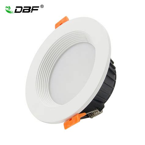 Lu Downlight Led 220v 7w 2 dbf dimmable 7w 10w 12w led panel light high power smd 5730 led downlight led recessed