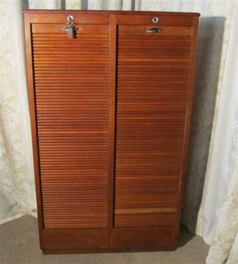 antiques atlas french oak kitchen cabinet french tambour double oak art deco filing cabinet