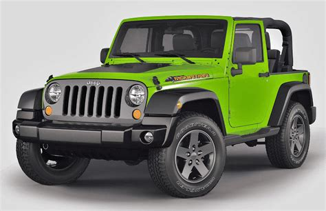 Jeep Wrangler Mountain by Jeep Wrangler Mountain L Esclusivo Allestimento In