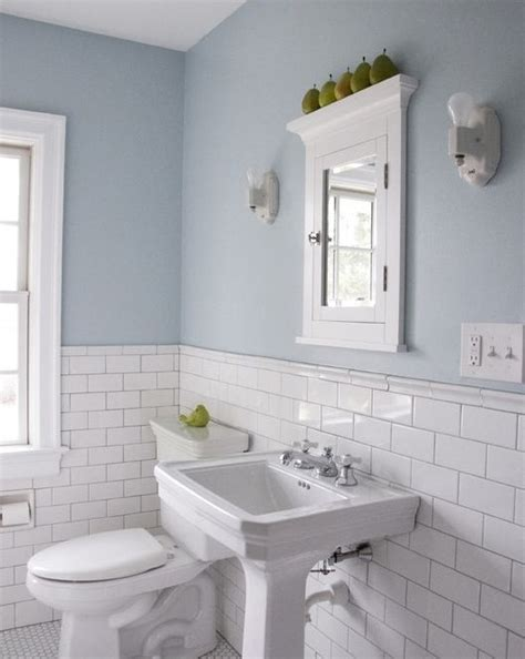 25 best ideas about blue white bathrooms on pinterest