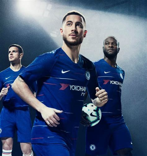 Jersey Chelsea Home 2019 new cfc jersey 2018 2019 chelsea fc home shirt 18 19 football kit news new soccer jerseys