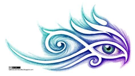tribal eye tattoo tattoos and doodles tribal eye
