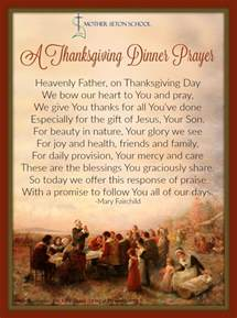 thanksgiving prayer for the day prayers and reflections seton spirit