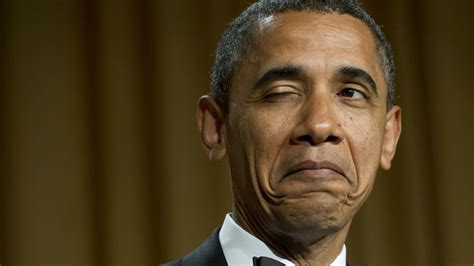 Wink Face Meme - barack obama thinks he s pretty good at memes sick chirpse