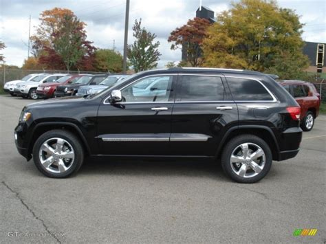 jeep grand black 2013 brilliant black pearl jeep grand
