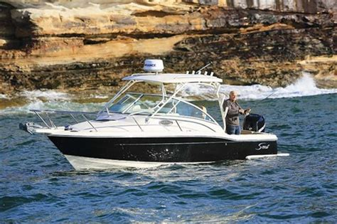 scout boats dealer cost scout 245 abaco review trade boats australia