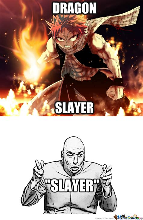 Slayer Meme - funny dragon slayer related pictures funny memes dragon