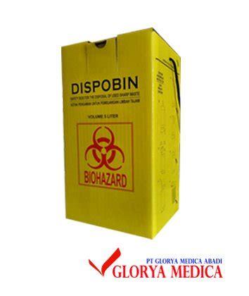 Safety Box Rumah Sakit jual safety box murah kotak limbah medis