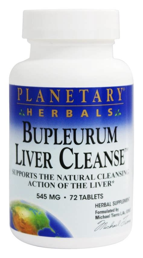 Liver Detox Supplements India by Buy Planetary Herbals Bupleurum Liver Cleanse 530 Mg
