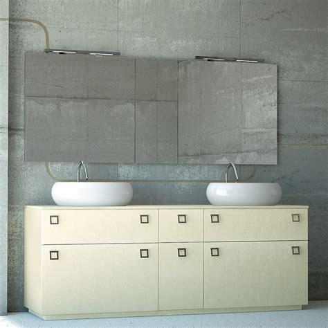 mobile bagno doppio arredaclick un bagno per due mobile con doppio