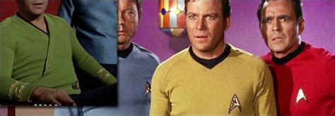 trek shirt color meaning meaning of color in trek voyager science