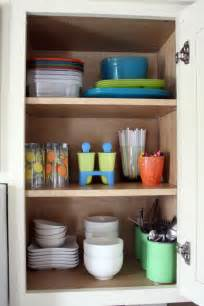 Organising Kitchen Cabinets Iheart Organizing You Asked Kitchen Cabinet Tour Q A