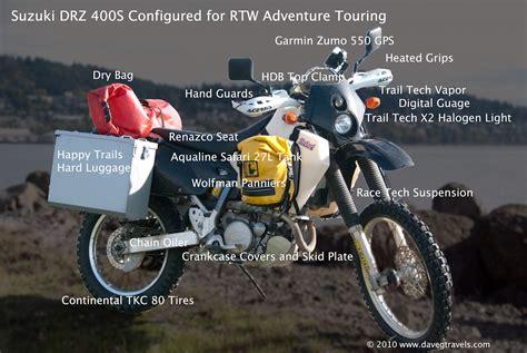Suzuki Drz400 Adventure Bike The Bike Daveg Travels
