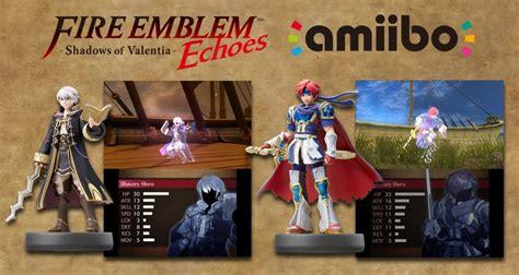 Amiibo Celica Emblem Echoes Shadows Of Valentia emblem echoes shadows of valentia robin roy amiibo summons gonintendo