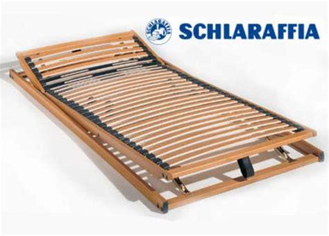 schlaraffia matratzen lattenrost schlaraffia comfortec 90 x 200 cm verstellbar