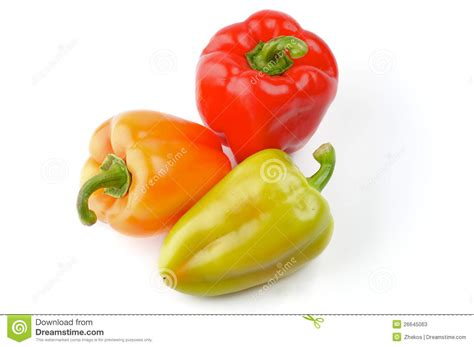 colored peppers colored bell peppers stock photos image 26645063