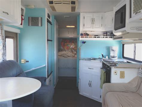 rv ideas renovations vintage cer interior remodel ideas beautiful cer