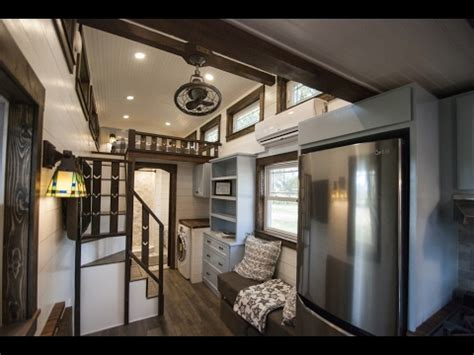 Large Luxury Homes by Luxury Tiny House Leaves Little To Be Desired Youtube