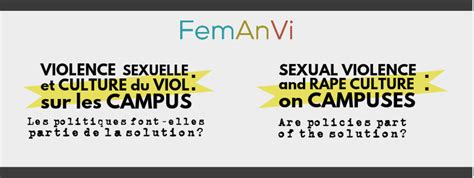 free rape section sexual violence and rape culture on cuses part ii
