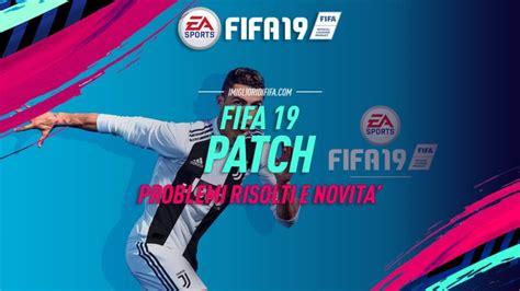 disponibile il nuovo aggiornamento di febbraio per xbox one fifa 19 patch 1 10 title update 9 nuovo aggiornamento