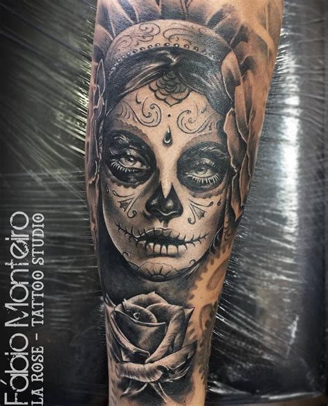 female skull tattoos sugar skull flac 1 sugar skull