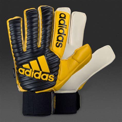 Band Pergelangan Tangan Adidas Yellow sarung tangan kiper adidas classic finger save black yellow