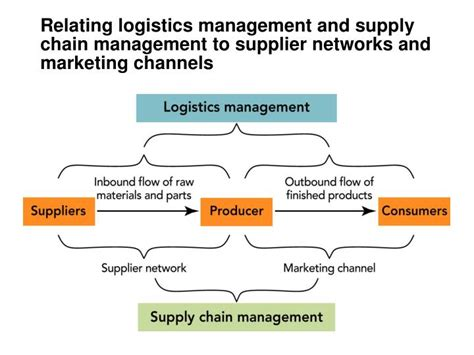 Executive Mba In Logistics And Supply Chain Management In India by Ppt Supply Chain And Logistics Management Powerpoint