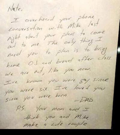 up letter that went viral father s heartwarming letter to after overhearing his