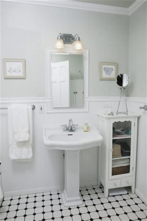 vintage black and white bathroom ideas exles of mosaic tile ideas for a bathroom home guides