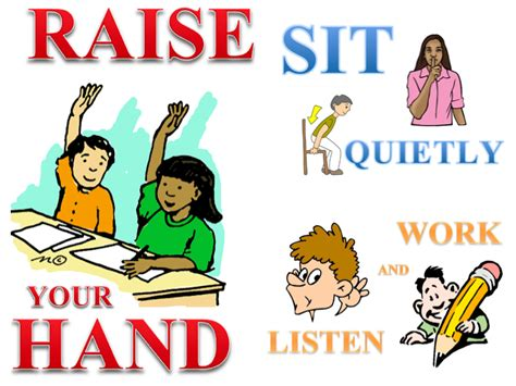 imagenes de ingles raise your hand year 3 english with mr alonso