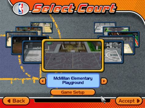 backyard basketball 2004 screenshots hooked gamers