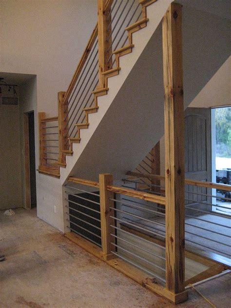 Banister Bars 1000 Images About Deck On Railing Design