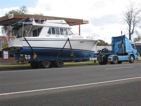 boat transport brisbane to sydney see us in action gallery queensland boat transport