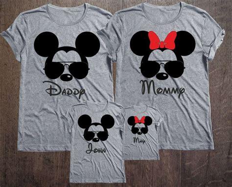 T Dress Mickey Minnie White disney family shirts disney shirts disney family shirts